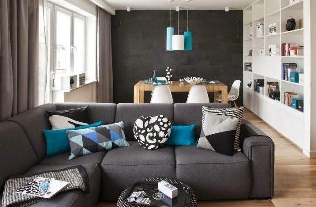 Modernes Wohnzimmer Beige Türkis Unglaublich On Auf Turkis Govconip Com 3