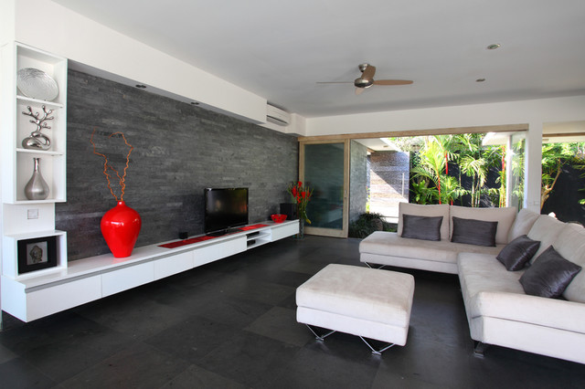 Modernes Wohnzimmer Schwarz Beeindruckend On Modern Innerhalb Moderne Weiss Weis 6
