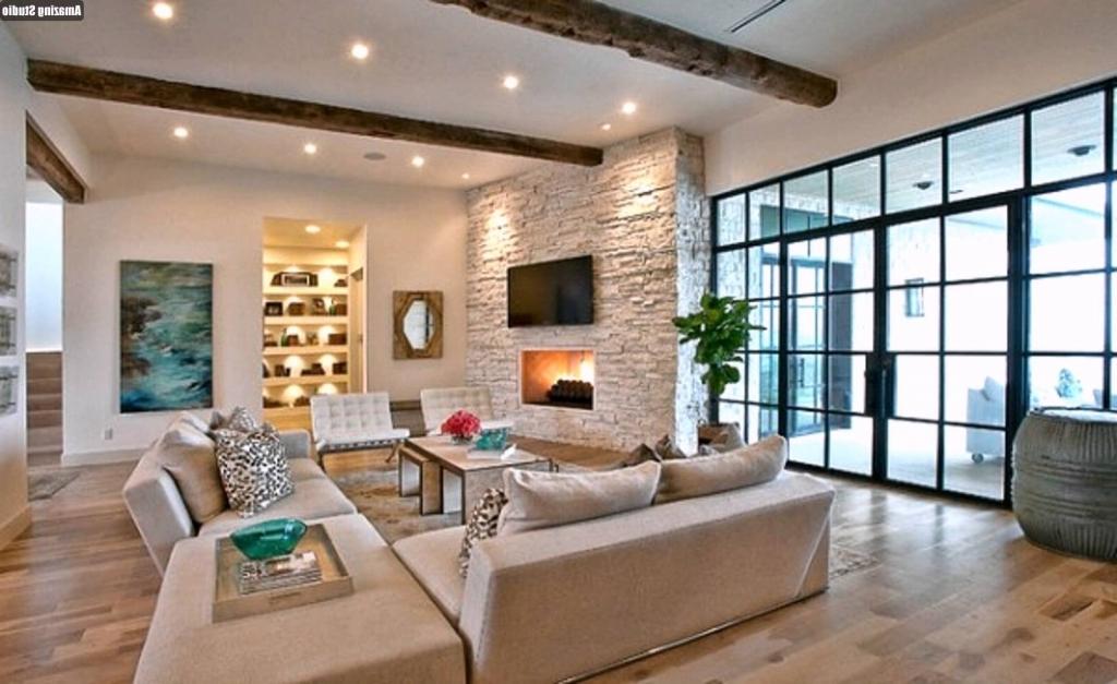 Modernes Wohnzimmer Schwarz Weiß Laminat Wunderbar On Modern Und Weiss Www Sieuthigoi Com 8