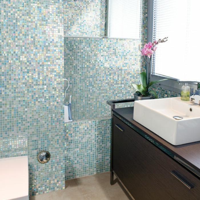 Mosaik Badezimmer Beeindruckend On Und Mit Gestalten 48 Ideen Archzine Net 7