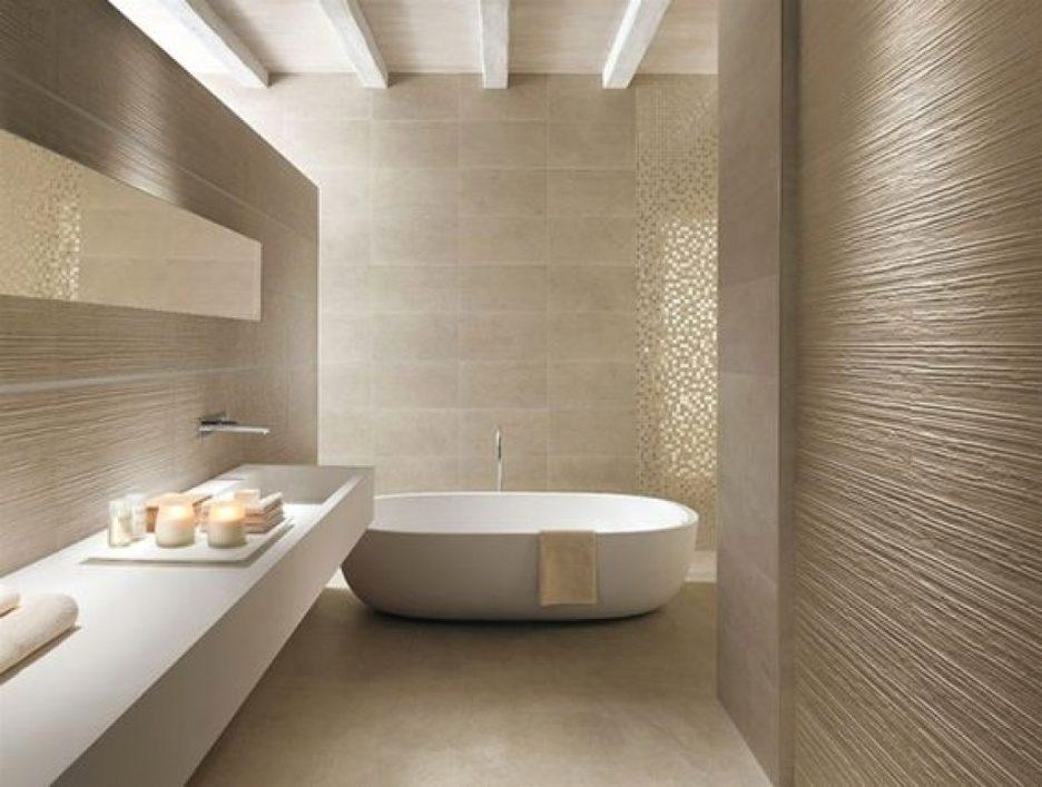 Muster Badezimmer Erstaunlich On überall Beige Ideen In Grau Einfach Bad Mit Auf 5
