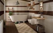 Muster Badezimmer