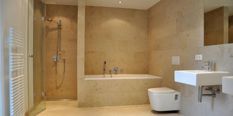 Naturstein Für Badezimmer Fein On In Einnehmend 15 4