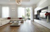 Neue Moderne Wohnungseinrichtung