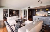 Offene Wohnküche Mit Wohnzimmer