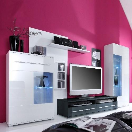 Pinke Wohnwand Wunderbar On Andere überall Die Besten 25 Hochglanz Ideen Auf Pinterest Tv Wand 3