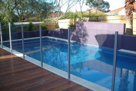 Poolgestaltung Interessant On Andere In Bezug Auf Ideen Für Die Gelaender Glas Stahl Schutz Kinder 5
