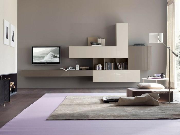 Raumgestaltung Wohnzimmer Unglaublich On In 120 Wandgestaltung Ideen Archzine Net 8