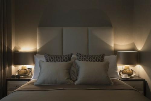 Romantische Schlafzimmer Beleuchtung Fein On In Romantisches Licht Brocoli Co 8