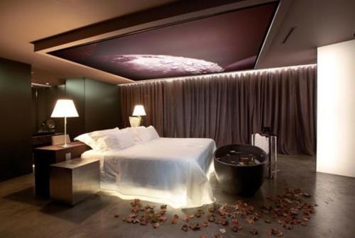 Romantische Schlafzimmer Beleuchtung Frisch On In Bezug Auf Awesome Frische Ideen Photos House 3