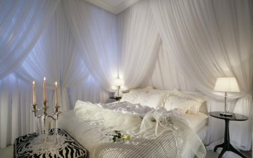 Romantische Schlafzimmer Fein On Auf 20 Ideen Für Mehr Romantik Im Zum Valentinstag 8