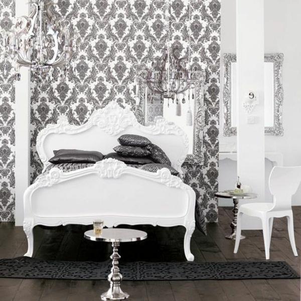 Rosentapete Schlafzimmer Einzigartig On Beabsichtigt Tapeten Barock Olegoff Com 5