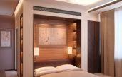 Schlafzimmer Beige Braun