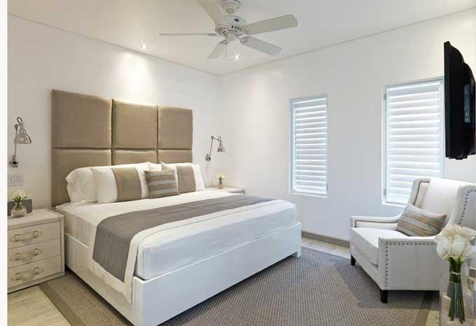 Schlafzimmer Beige Perfekt On Mit Weiß Grau Weiss 9