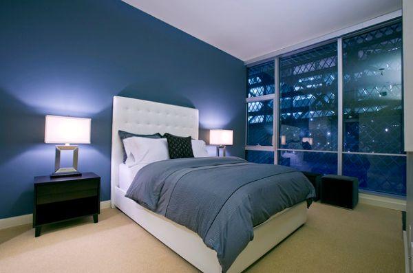 Schlafzimmer Blaugrau Beeindruckend On Für 43 Coole Farbpalette Tipps Bunter Blickpunkt 4