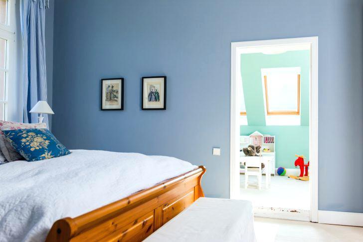 Schlafzimmer Blaugrau Frisch On In Blau Grau Kolchak Info 9