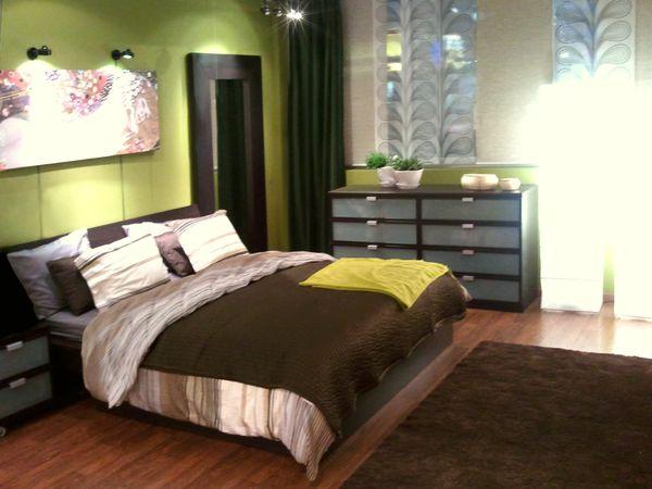 Schlafzimmer Braun Unglaublich On In Stilvoll Auf Wände Farblich Gestalten 5