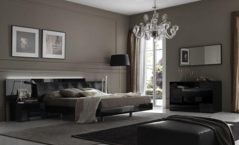Schlafzimmer Creme Braun Schwarz Grau Beeindruckend On Und Für Dekor Auf 3 1