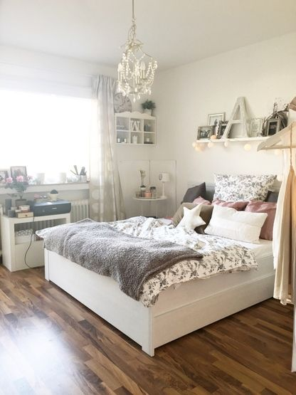 Schlafzimmer Dekorieren Modern On In Die Besten 25 Ideen Auf Pinterest 7