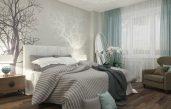 Schlafzimmer Einrichten Ideen Grau Weiß Braun