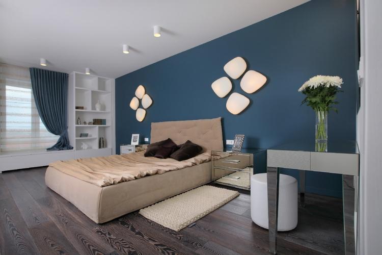 Schlafzimmer Farb Ideen Modern On Mit 30 Farbideen Die Für Geborgenheit Sorgen 7
