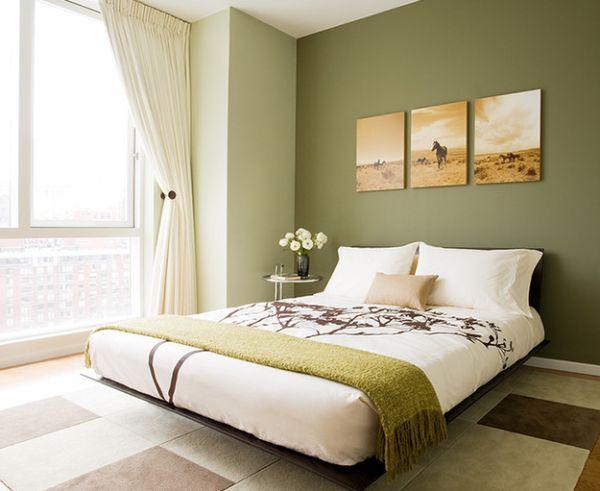 Schlafzimmer Farb Ideen Unglaublich On Für Hypnotisierend Wandfarben 8