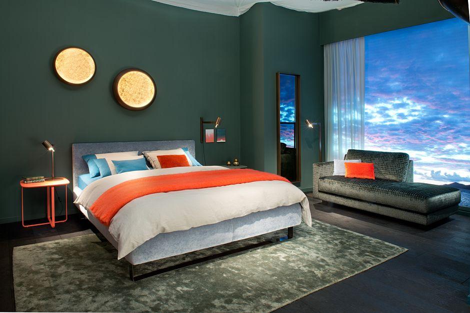Schlafzimmer Farben Herrlich On Und Fr Das Liebenswert 6