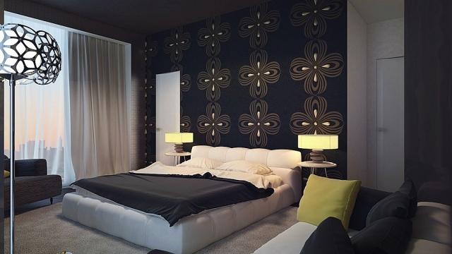 Schlafzimmer Farben Stilvoll On Für Wandfarben Im 105 Ideen Erholsame Nächte 1
