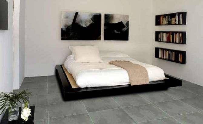 Schlafzimmer Fliesen Glänzend On Beabsichtigt Für Im 1