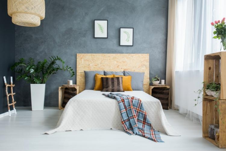 Schlafzimmer Gemütlich Kreativ On In Bezug Auf Gestalten Ideen Für Traumhafte Einrichtung 3