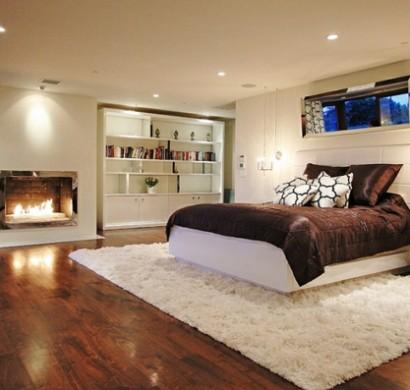Schlafzimmer Gemütlich Unglaublich On Auf Gemütliches Im Keller Einrichten 2