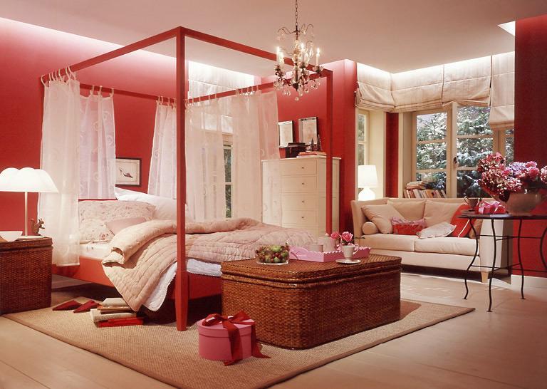 Schlafzimmer Gestalten Romantisch Einfach On überall Beautiful Einrichten Images House Design 2