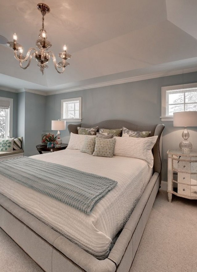 Schlafzimmer Grau Beige Nett On überall Braun Hypnotisierend 9