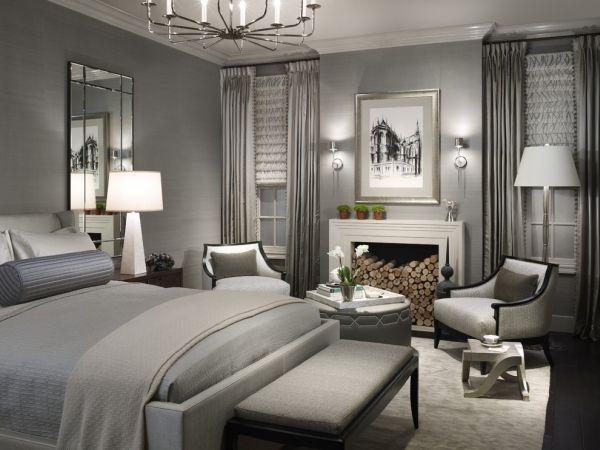 Schlafzimmer Grau Braun Modern On Auf Fein Beabsichtigt 43 Coole 4