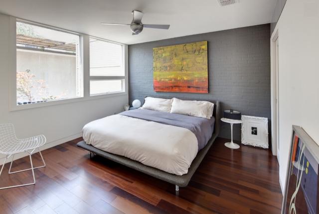 Schlafzimmer Grau Streichen Bemerkenswert On überall Wandfarben Im 105 Ideen Für Erholsame Nächte 4