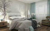 Schlafzimmer Grau Weiß Beige