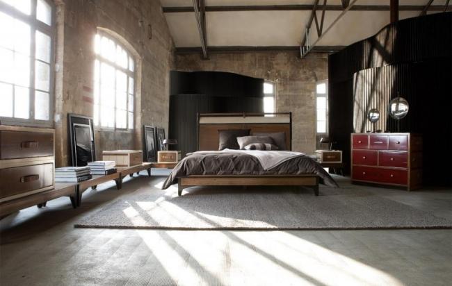 Schlafzimmer Ideen Grau Braun Glänzend On Und 105 Wohnideen Für Designs In Diversen Stilen 9