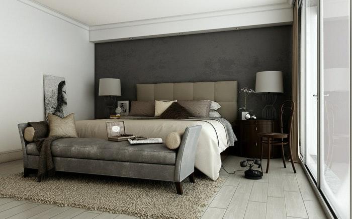 Schlafzimmer Ideen Grau Braun Stilvoll On überall Einrichten Weis Die Besten 25 3