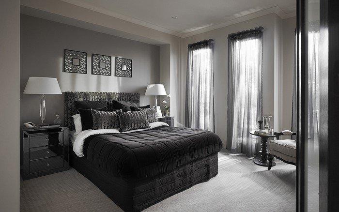 Schlafzimmer Ideen Grau Fein On überall Deko Fur Einen 6