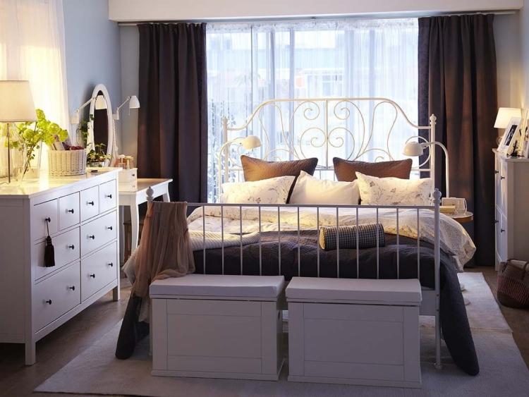 Schlafzimmer Ideen Ikea Kreativ On Auf 17 Tolle Designs Für Komplettes IKEA 2