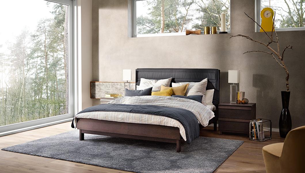 Schlafzimmer Ideen Ikea Modern On Mit Inspiration IKEA 3