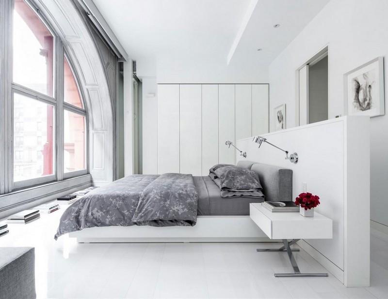 Schlafzimmer Ideen In Weiß Ausgezeichnet On Auf 75 Moderne Einrichtungen 7