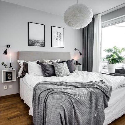 Schlafzimmer Ideen In Weiß Bescheiden On Die Besten 25 Graues Auf Pinterest 5