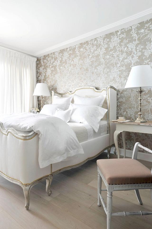 Schlafzimmer Ideen In Weiß Modern On Beabsichtigt Gestalten 130 Und Inspirationen 6