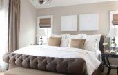 Schlafzimmer In Braun Und Beige Tönen