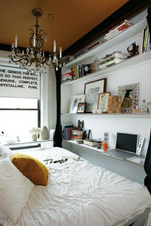 Schlafzimmer Klein Dekoration Ausgezeichnet On Beabsichtigt Amocasio Com 0