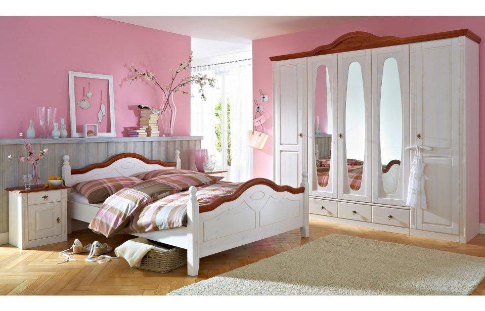 Schlafzimmer Landhausstil Weiß Modern Ausgezeichnet On Beabsichtigt Weiss Www Sieuthigoi Com 2