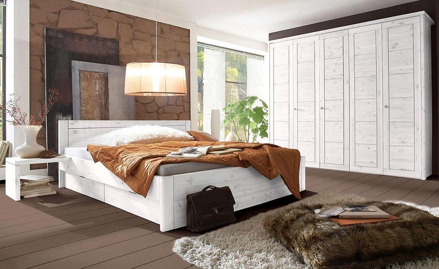 Schlafzimmer Landhausstil Weiß Modern Einzigartig On Beabsichtigt Weiss Eyesopen Co 4