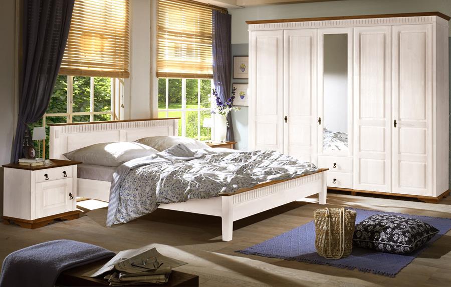 Schlafzimmer Landhausstil Weiß Modern Erstaunlich On Innerhalb Verblüffend Landhaus Weis Minimalistisch Salones A 6