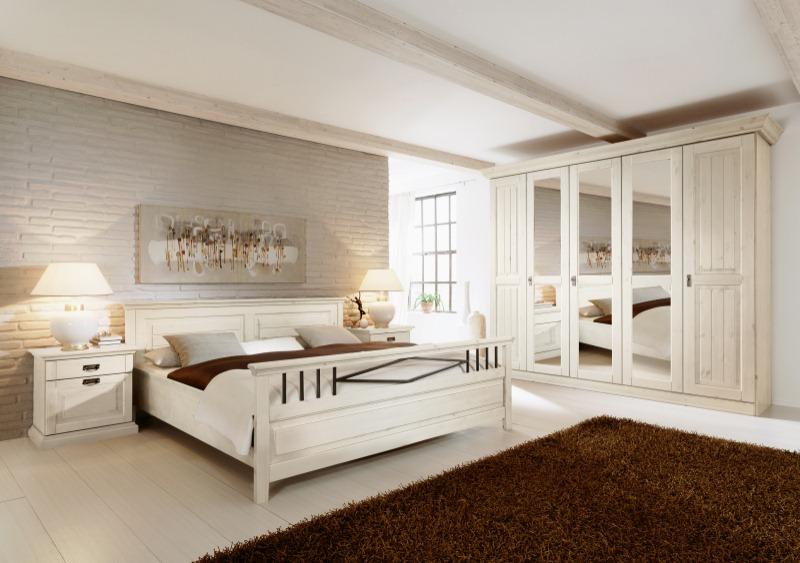 Schlafzimmer Landhausstil Weiß Modern Herrlich On In Bezug Auf Wohndesign Überraschend Landhaus Weiss Ideen 5